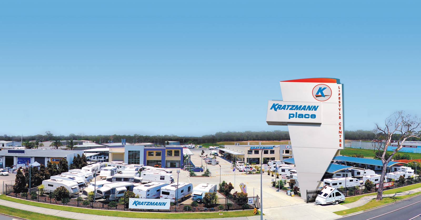 Introducing New Universal Caravans QLD Dealer