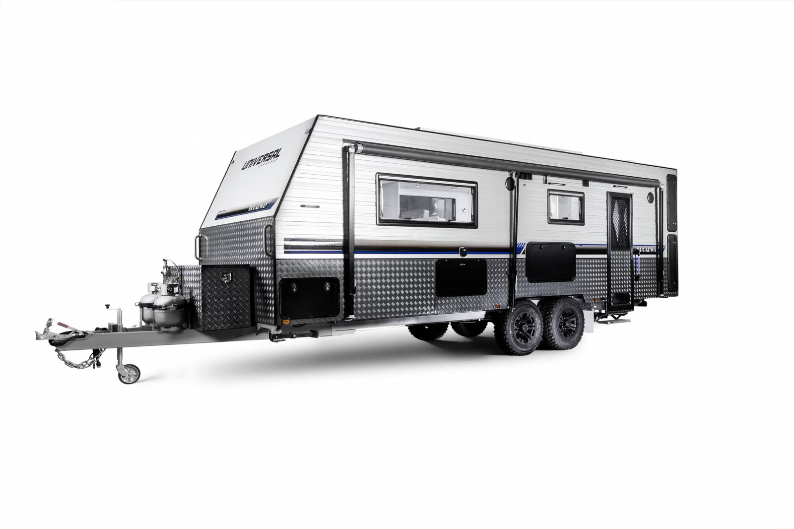 The Universal Caravans line-up you must see to believe