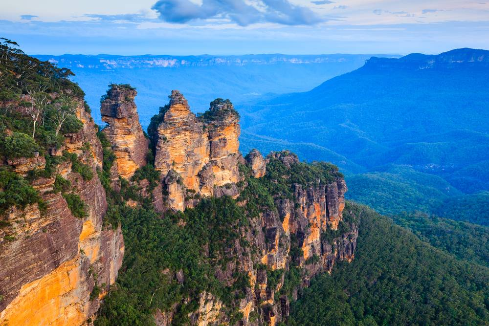 3 Days in the Blue Mountains