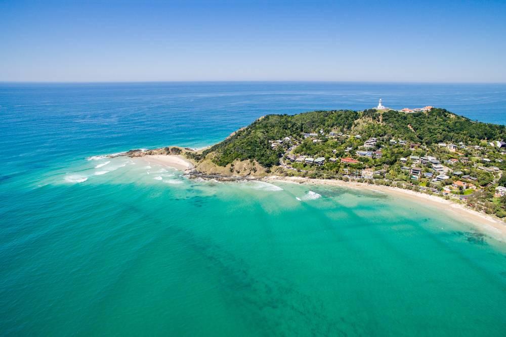 Sydney to Byron Bay