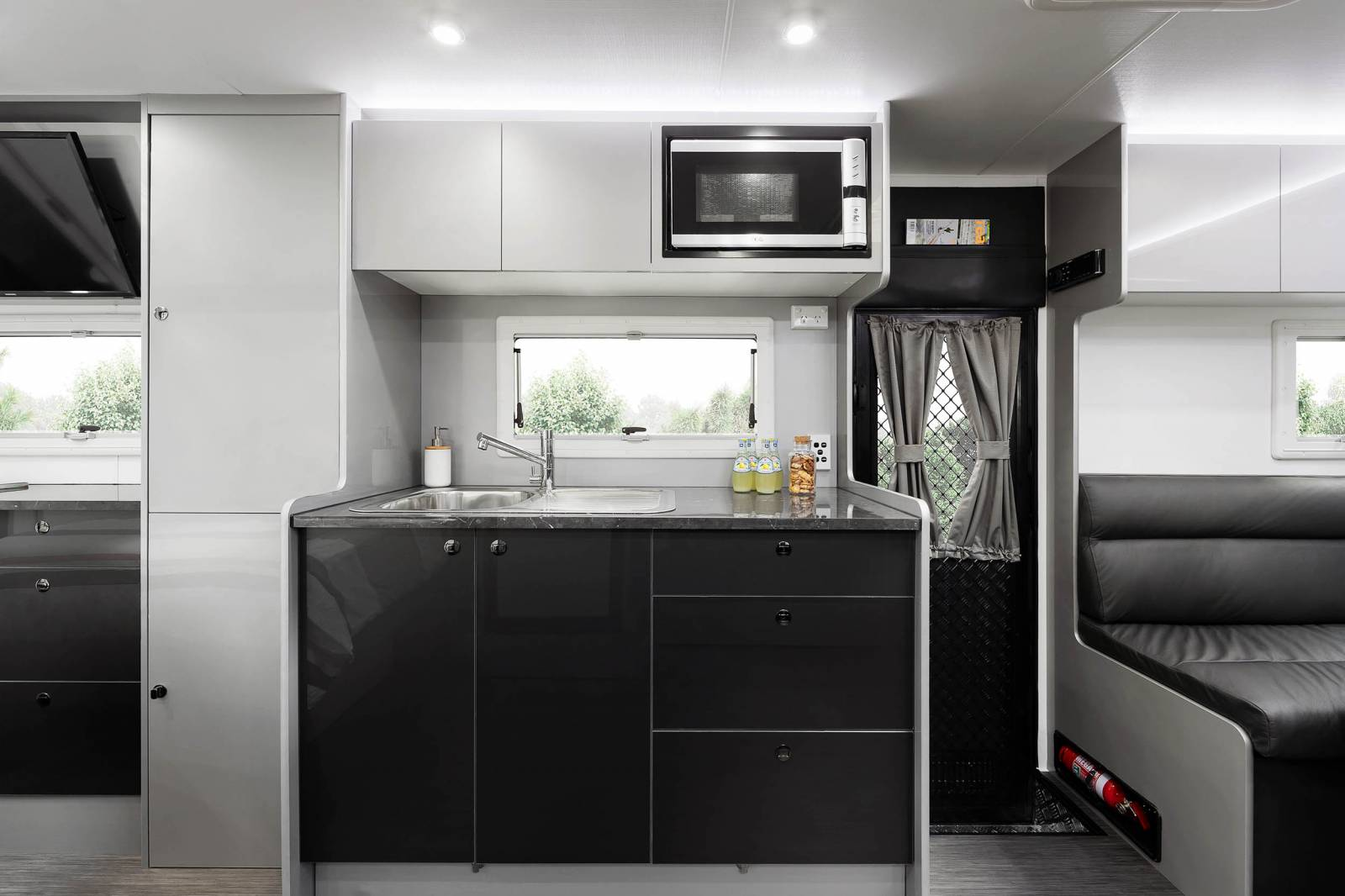 The best appliances and finishes in the industry