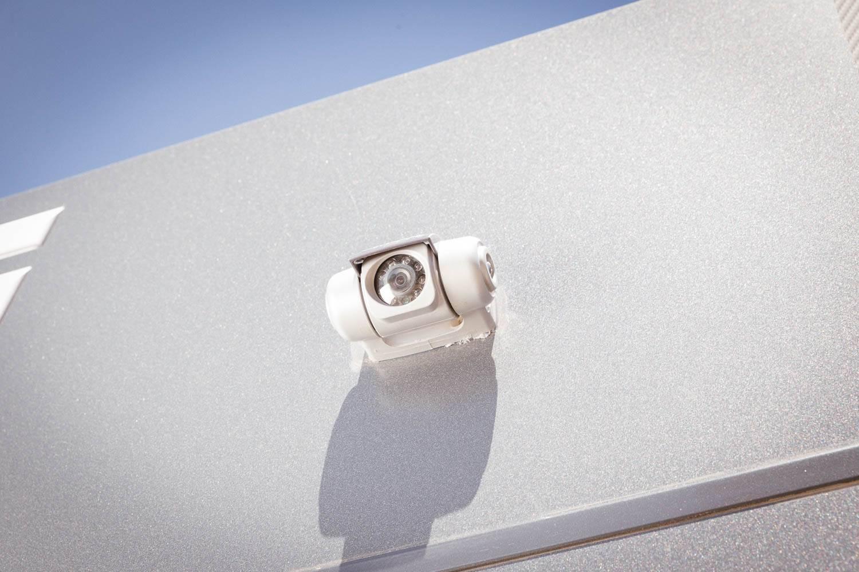 Types of reversing cameras