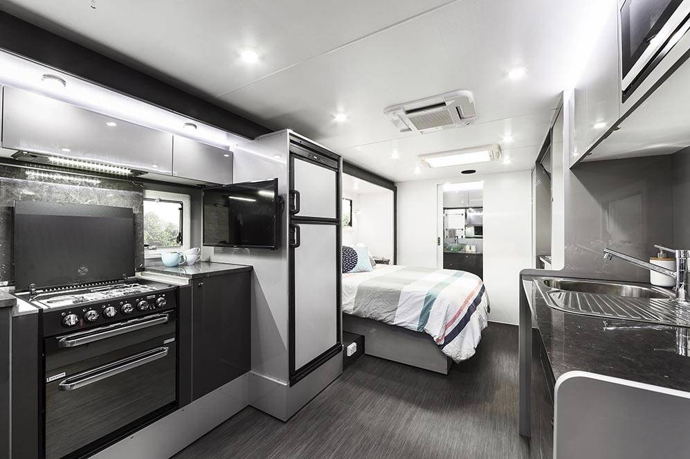 How To Choose The Right Caravan